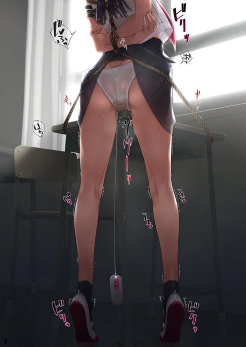 こんなかわいいメイドさんに生活も性活もお世話されたいメイド服美少女の二次エロ画像