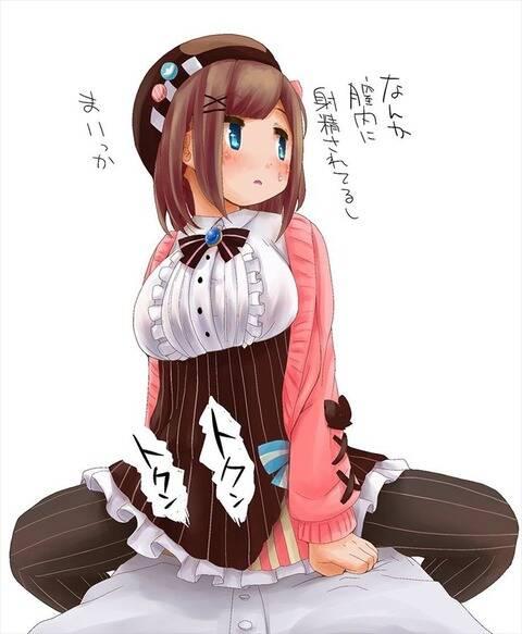 にじさんじの巨乳おっぱいな女子大生Vtuber鈴原るるの二次エロ画像